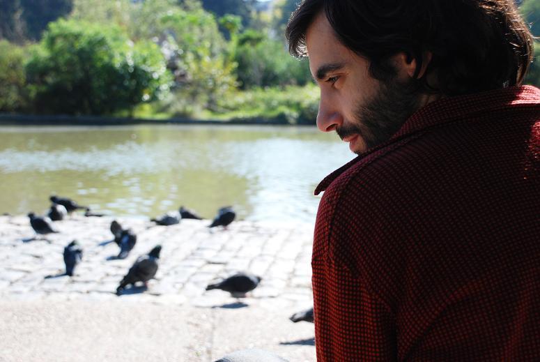 Lucio Mantel: Sombra luminosa