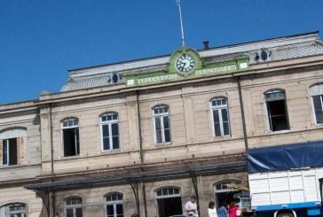 Fin de semana movido en la Estación Provincial