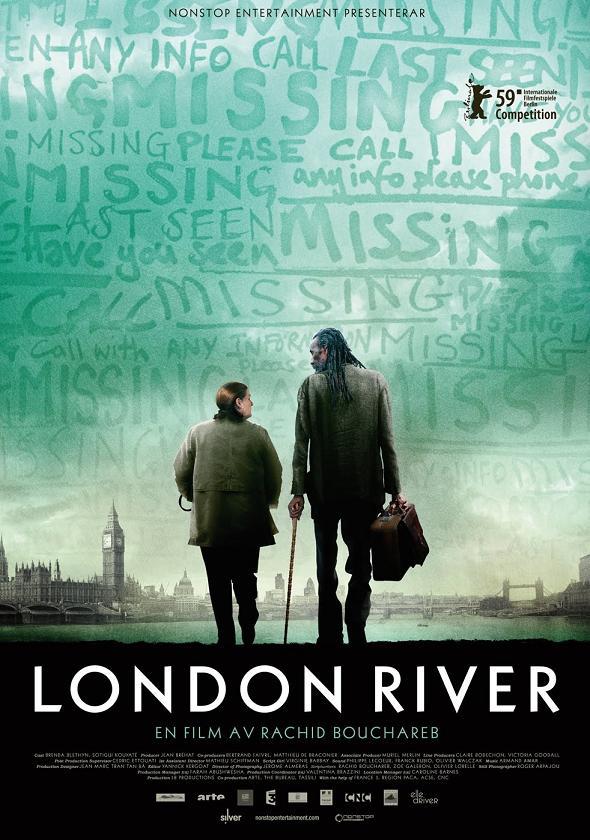 DVD: London River