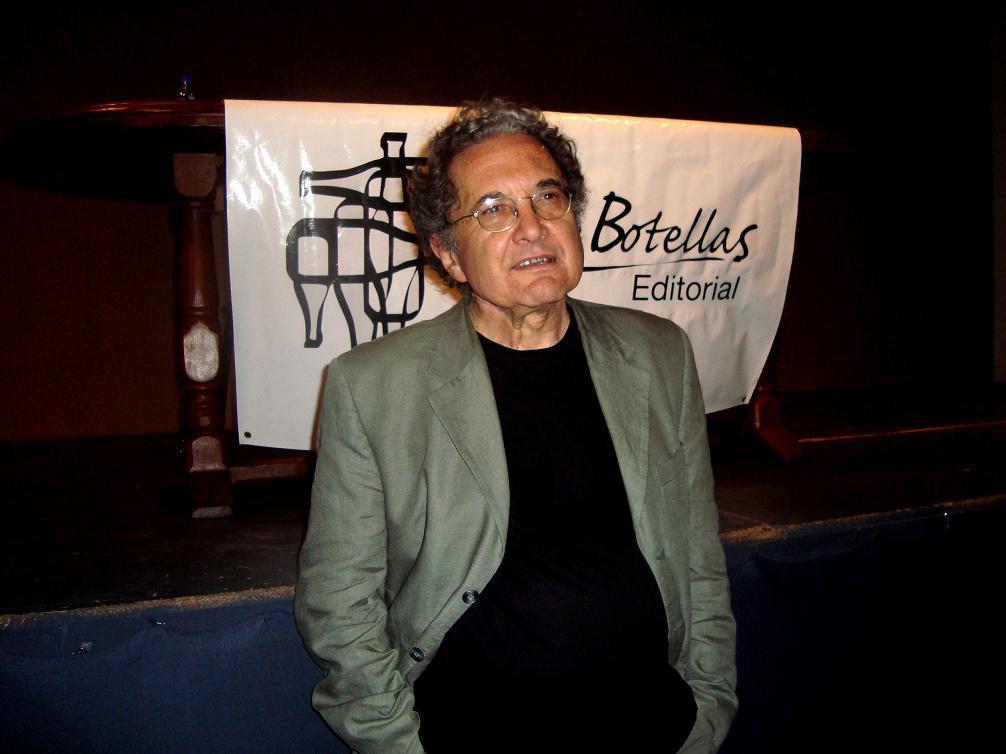 Ricardo Piglia: La literatura como una eterna conversación