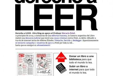 Web: El derecho a leer