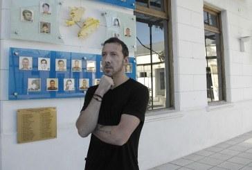 James Peck, un artista malvinense suelto en La Plata