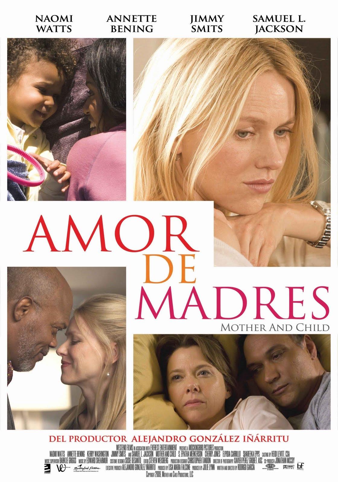 DVD: Amor de madres