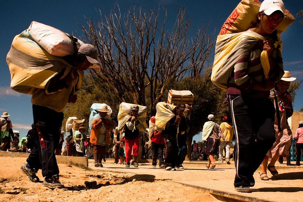Jesús Olmedo: una misión social en la frontera
