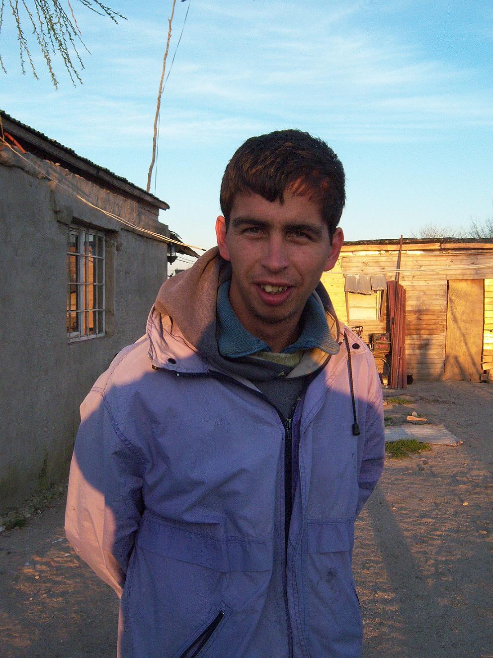 Yoni, nuestro hombre en Magdalena