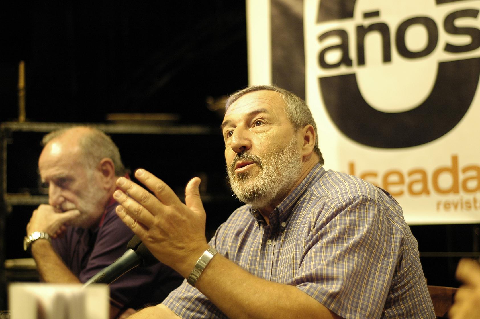 """Rubén Capitanio: """"La cárcel es un instrumento de tortura"""""""