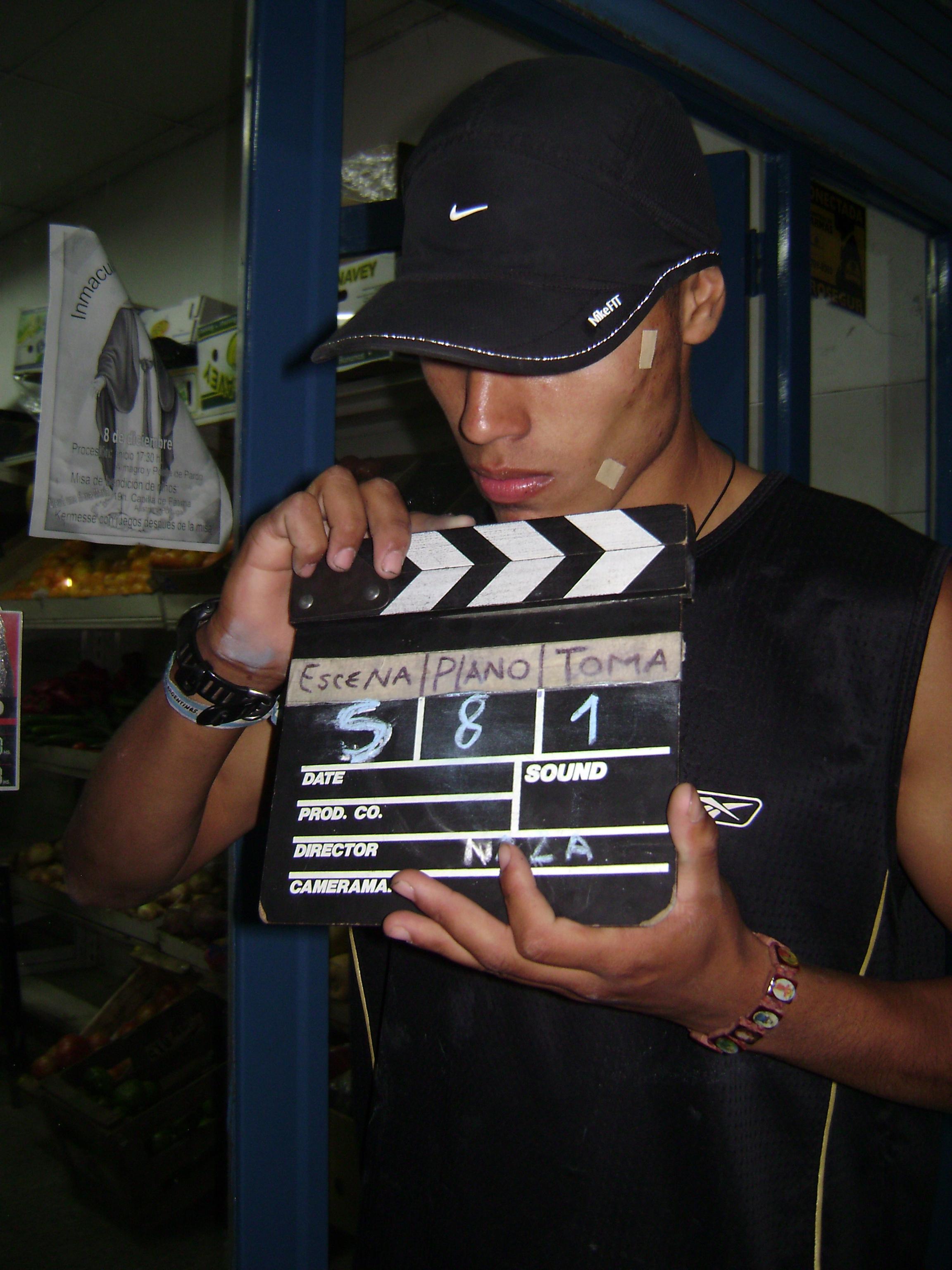 Muestra de cine en Chispita