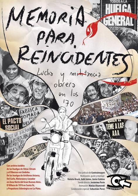 Documental: Memoria para reincidentes