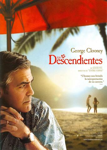 DVD: Los descendientes