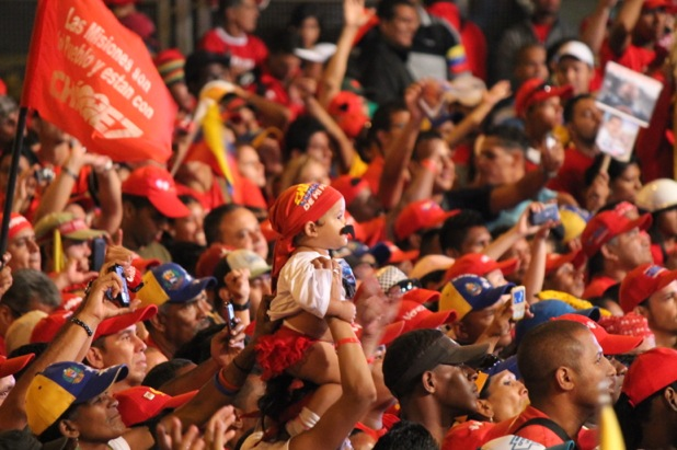 La Revolución Bolivariana desde adentro