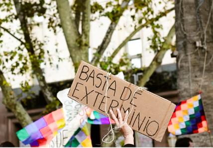 """Félix Díaz: """"Estamos en eso de querer parar la injusticia"""""""