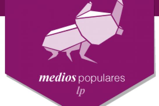Festival presentación de MediosPopularesLP
