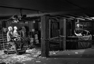 Escena de Ritual Mecánico - Foto Mario Retik