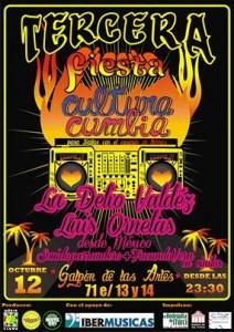 La próxima fecha de Cultura Cumbia, este fin de semana