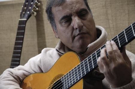 El guitarrista que cautivó a Leonardo Favio