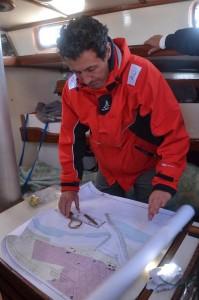 Juan Duizeide, escritor, periodista y tripulante del primer velero escuela popular