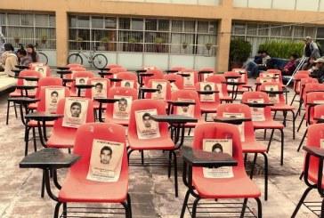 """""""Ayotzinapa marca la historia de México"""""""