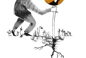 La tierra fracturada