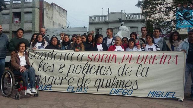 La masacre de Quilmes: los candados del infierno