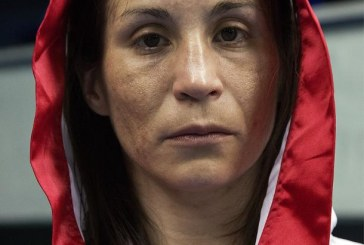 La foto: Mujeres boxeadoras