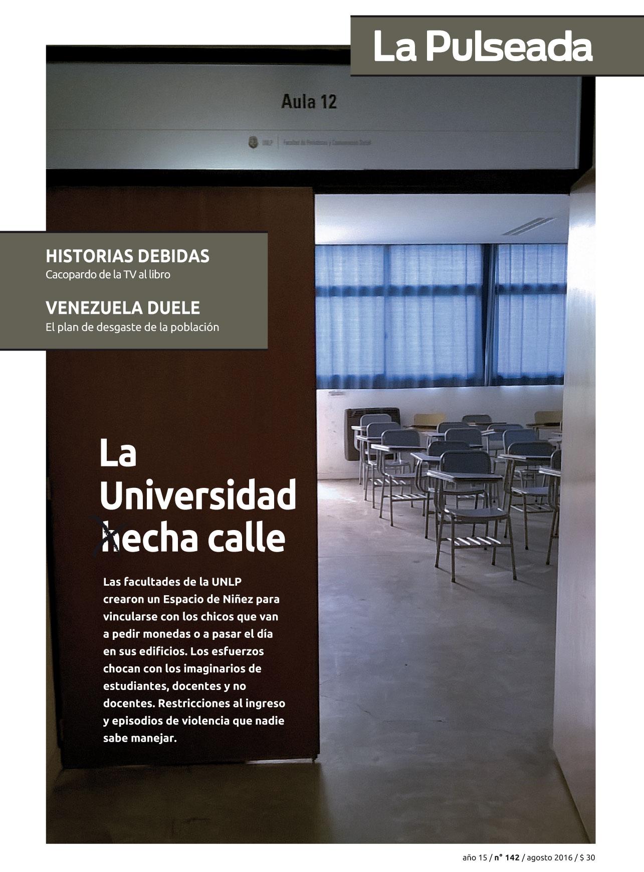LA UNIVERSIDAD HECHA CALLE