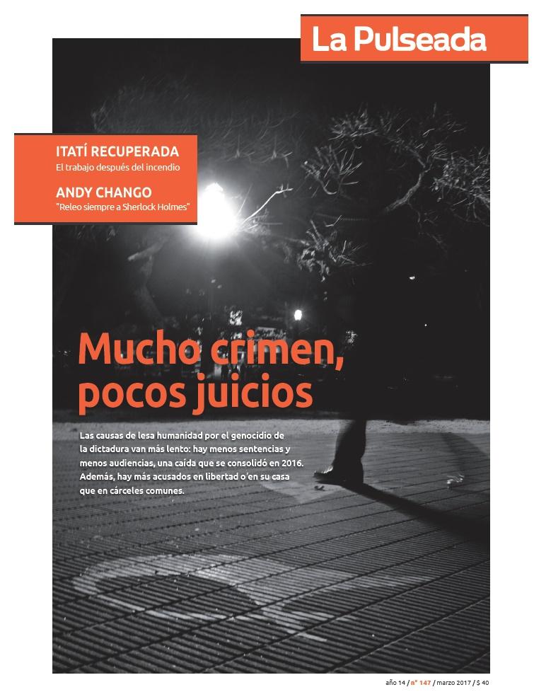 MUCHO CRIMEN, POCOS JUICIOS