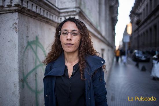 """Melike Yasar: """"La vanguardia de las mujeres es histórica"""""""