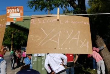 Comunicado de solidaridad con la Escuela 23