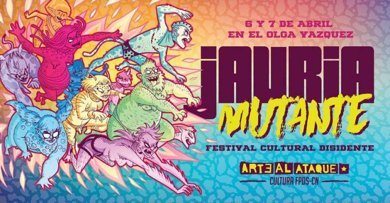 Festival de cultura disidente