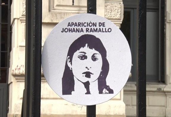 Seguimos exigiendo aparición de Johana Ramallo
