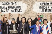 Mujeres originarias convocan a su primer parlamento