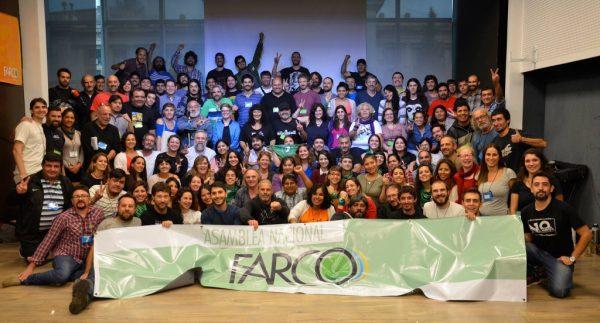 Representantes de 80 radios comunitarias de FARCO se reunieron en La Plata
