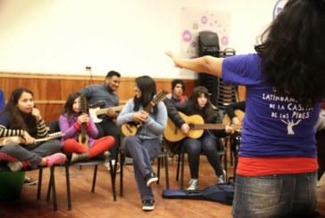 Campaña solidaria para que la Orquesta Latinoamericana de La Casita de Los Pibes viaje a Colombia