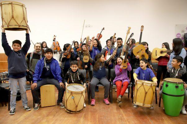 Orquesta Latinoamericana La Casita de Los Pibes