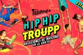 Hip-Hip Troupp! Una obra para chicxs, medianxs y grandes