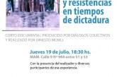 Cine: Infancias y resistencias en tiempos de dictadura