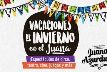 Circo, teatro, cine, juegos y más!