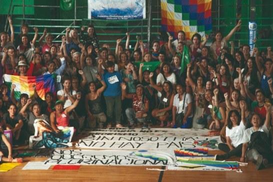 """1° Parlamento de Mujeres Originarias:  """"Plurinacionales nos queremos"""""""