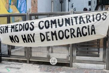 La situación en radios comunitarias: Más de lo mismo, y no