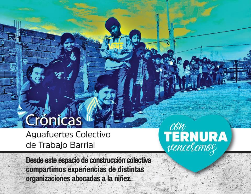 """""""El hambre es un crimen"""", por el colectivo Aguafuertes"""