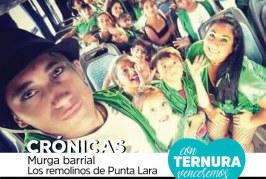 """""""El hambre es un crimen"""", por Los remolinos de Punta Lara"""