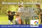 Se vienen los festejos del día de lxs niñxs en el Hogar de Cajade