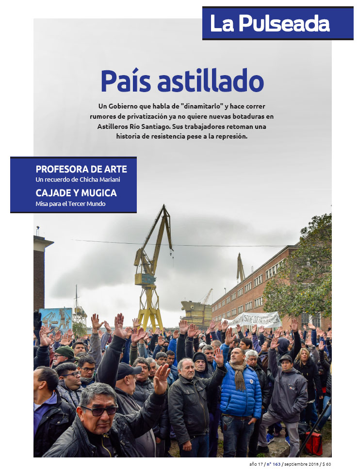 Edición impresa – Septiembre 2018