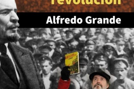 Un nuevo libro de Alfredo Grande