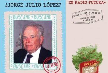 Radio Futura convoca a una nueva vigilia sonora por Jorge Julio López