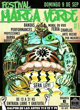Festival Marea Verde