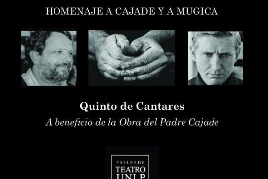 Quinto de Cantares trae a La Plata la misa silenciada de Mugica