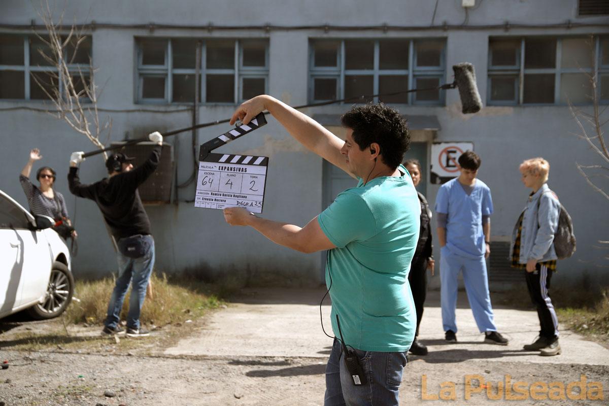 Mujeres, cámara y acción