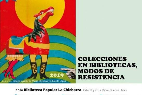 Colecciones en bibliotecas: modos de resistencia