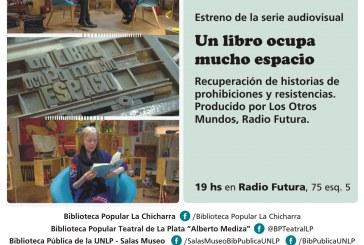 Radio Futura estrena una nueva serie audiovisual